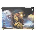 Groovy galaxy iPad mini covers