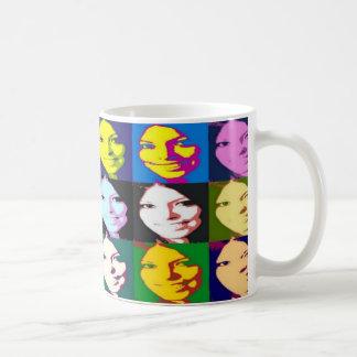 Groovy Girl Pop Art Mug