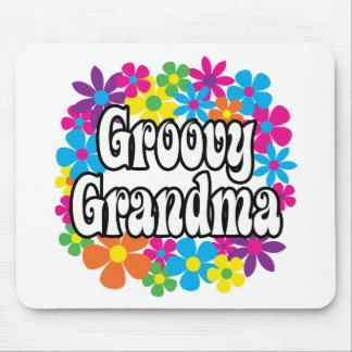 Groovy Grandma Mouse Pad
