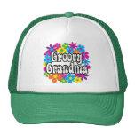 Groovy Grandma Trucker Hat