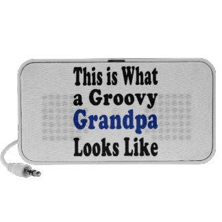 Groovy Grandpa Portable Speakers