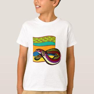 Groovy Green Eel T-Shirt