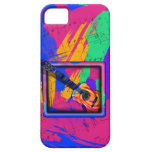 GROOVY GUITAR iPhone 5 COVER