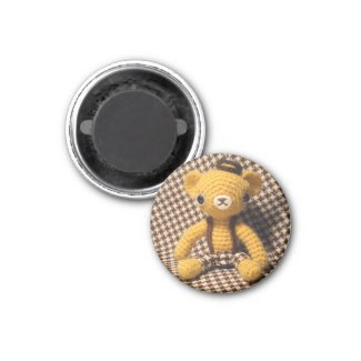 Groovy Guy magnet