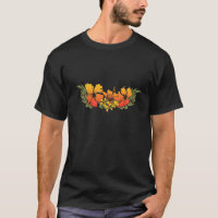 Groovy Hawaiian Surfer 1960's Retro Graphic Tee
