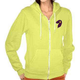 Groovy Hoodie for Women Techy Chic Hoodie