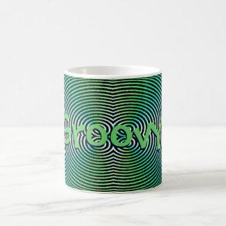 Groovy Hypnotic Coffee Mug