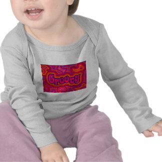 Groovy Infant long sleeved shirt