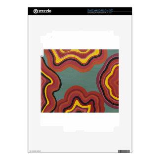 Groovy iPad 2 Decals