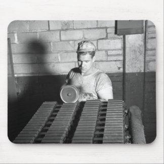 Groovy Job: 1941 Mouse Pad
