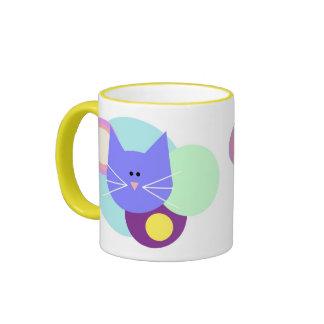 Groovy Kitty Mug