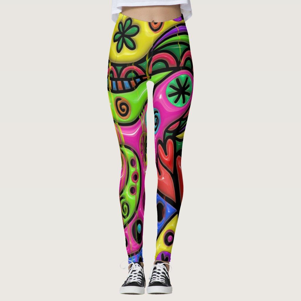 Groovy Leggings