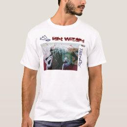 Groovy Light Wizard T-Shirt