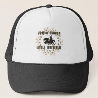 Groovy Little motorbike Trucker Hat