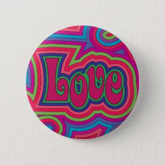Groovy Love Button