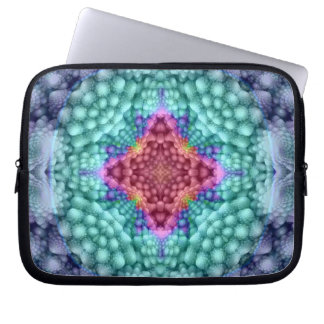 Groovy Man Colorful Neoprene Laptop Sleeves