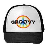 GROOVY MESH HAT