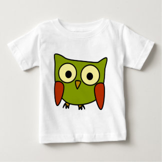 Groovy Owl Baby T-Shirt
