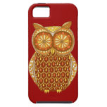 Groovy Owl iPhone 5 Case by Case-Mate iPhone 5 Cover