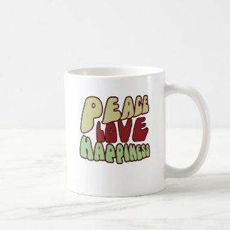 Groovy Peace Coffee Mug