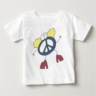 Groovy Peace Dude T Shirt