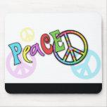 Groovy Peace Gift Mousepad