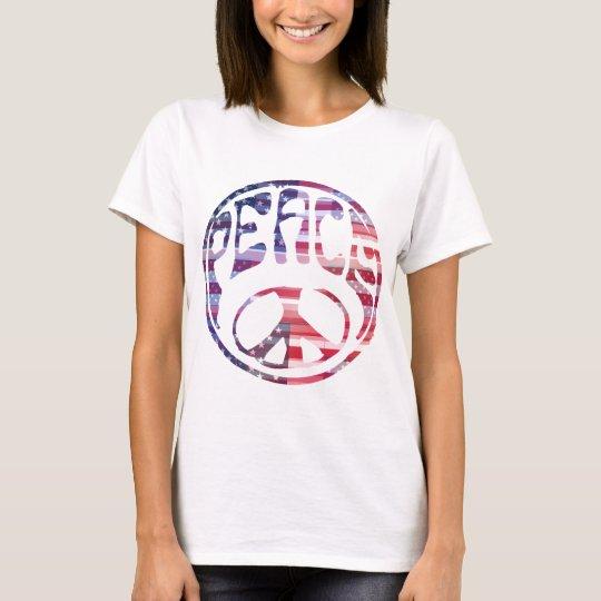 Groovy Peace Sign T-Shirt