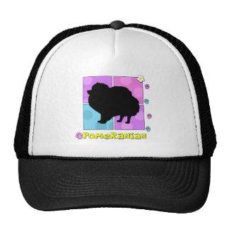 Groovy Pomeranian Trucker Hat