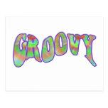 Groovy Postcard