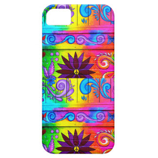 groovy psychedelic hippie phone case