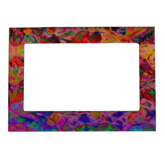 Groovy Psychedelic Magnetic Frame