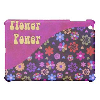 Groovy Retro Flower Power 60s 70s Case For The iPad Mini