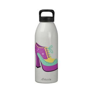 Groovy Shoe Reusable Water Bottles