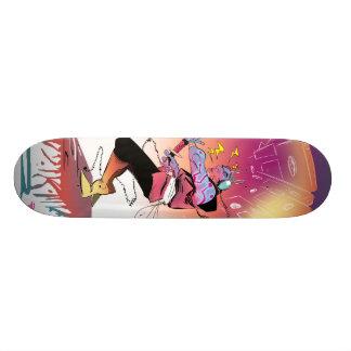 Groovy SHWANN Custom Skateboard