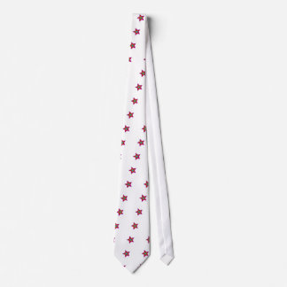 Groovy Star Neck Tie