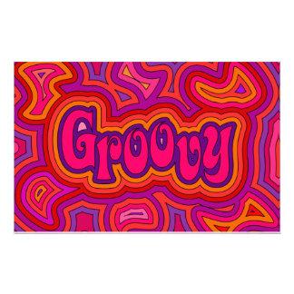 Groovy Stationary Stationery
