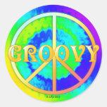 Groovy Stickers