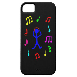 groovy stickman iPhone SE/5/5s case