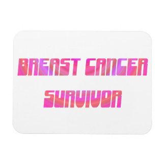Groovy Survivor Magnet