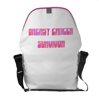 Groovy Survivor Messenger Bag