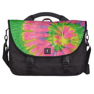 Groovy Tie-Dyed Abstract Laptop Case Bags For Laptop