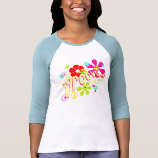Groovy Vibe 70's Style Shirts