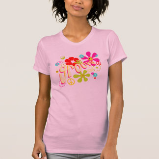 Groovy Vibe 70's Style T-Shirt