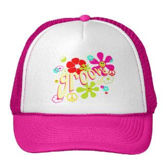 Groovy Vibe 70's Style Trucker Hat