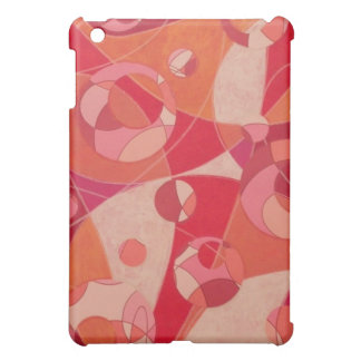Groovy Vibe: Abstract Painting iPad Cover
