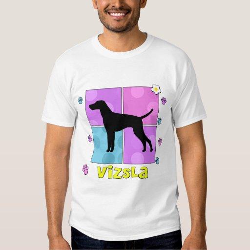 Groovy Vizsla Tshirt
