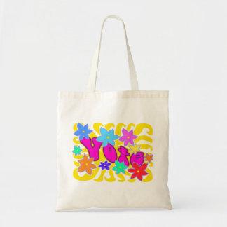 Groovy Vote Bags