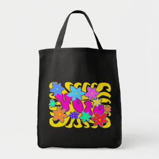 Groovy Vote Dark Bags