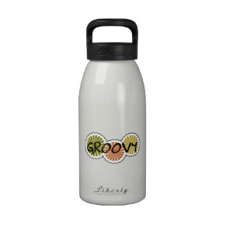 Groovy Reusable Water Bottle