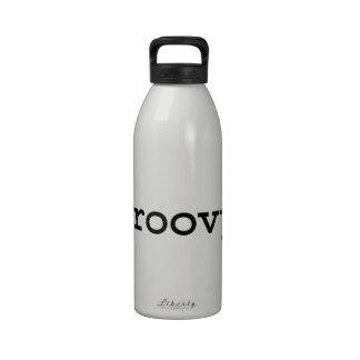 groovy. drinking bottles